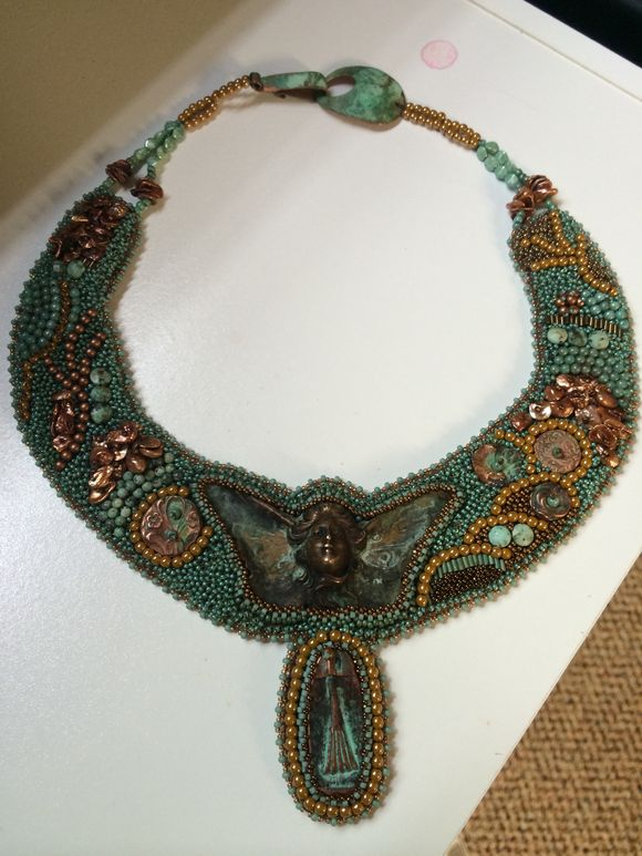 New Bead Embroidery
